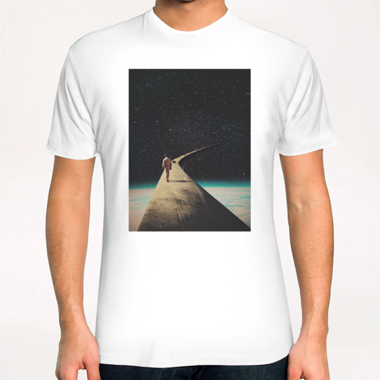 We Chose This Road My Dear T-Shirt by Frank Moth