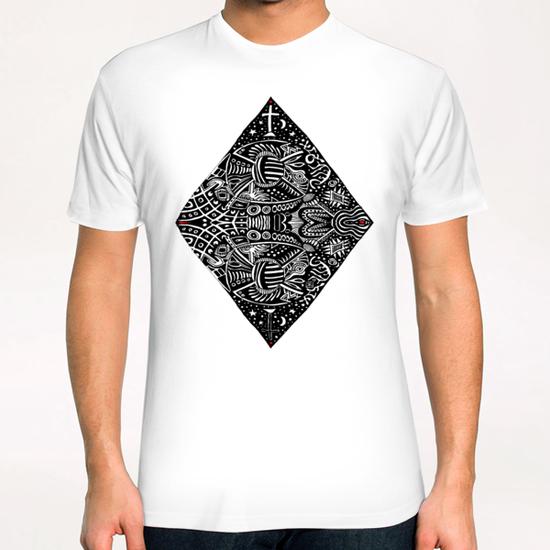 3 sommets #1 T-Shirt by Denis Chobelet