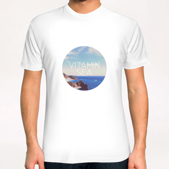 Vitamin sea T-Shirt by Alexandre Ibáñez