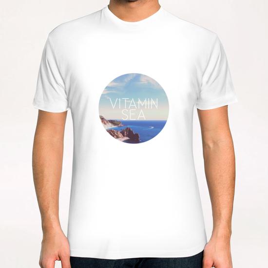 Vitamin sea T-Shirt by Alexandre Ibáñez
