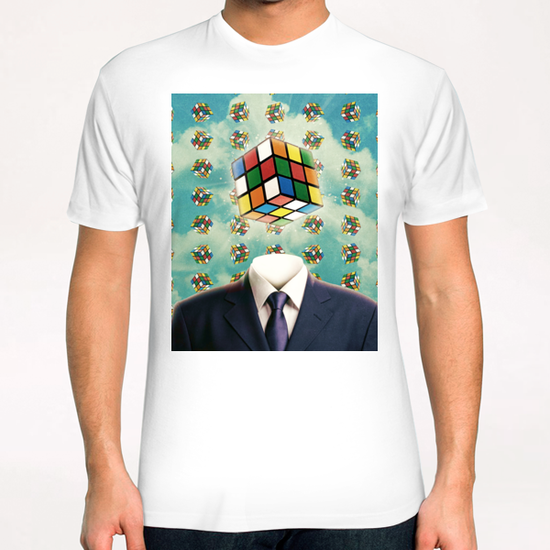 Cubism T-Shirt by Seamless