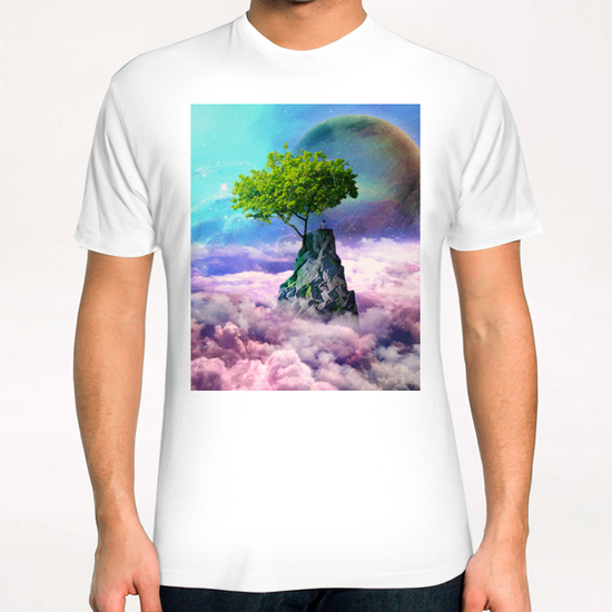 spectator of worlds T-Shirt by Seamless