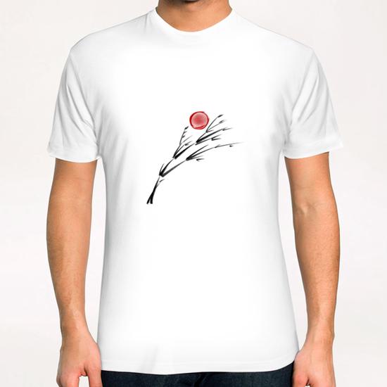 Bamboo T-Shirt by cinema4design