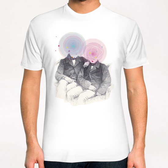 Goncourt Brothers T-Shirt by tzigone