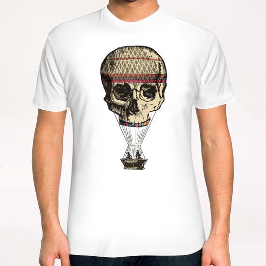 L'amour du risque T-Shirt by tzigone