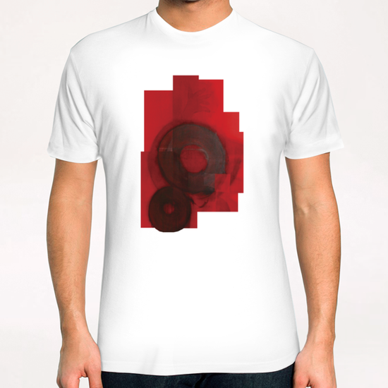 Ombres T-Shirt by Pierre-Michael Faure