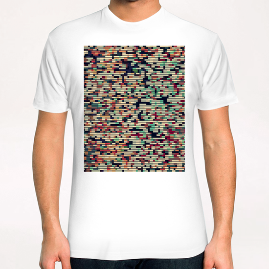 Pixelmania VIII T-Shirt by Metron