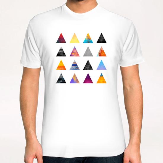 Pyramids T-Shirt by Elisabeth Fredriksson