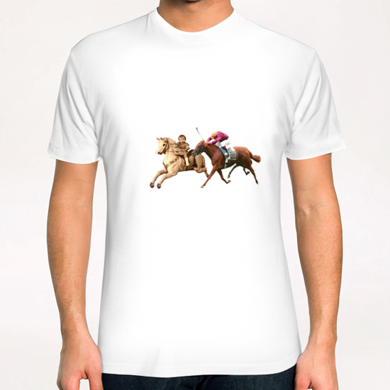 The Race T-Shirt by tzigone