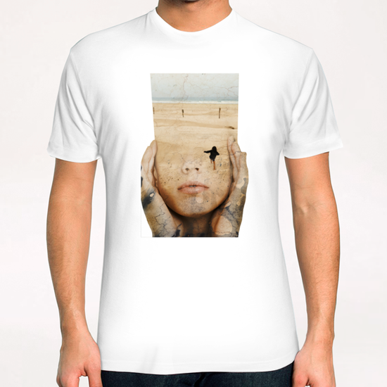 To The Sea T-Shirt by Vic Storia