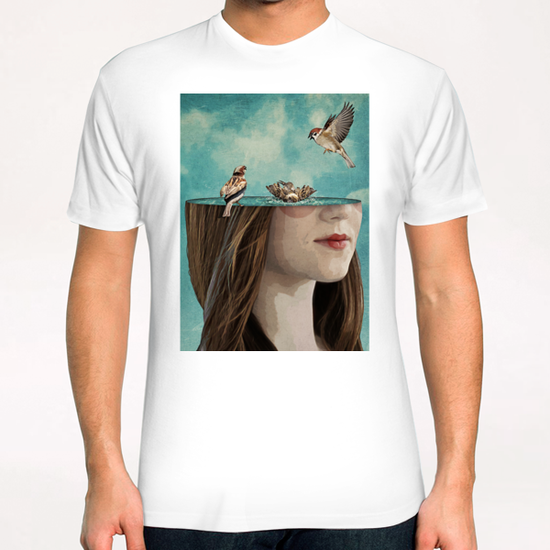 Bathers T-Shirt by Seamless