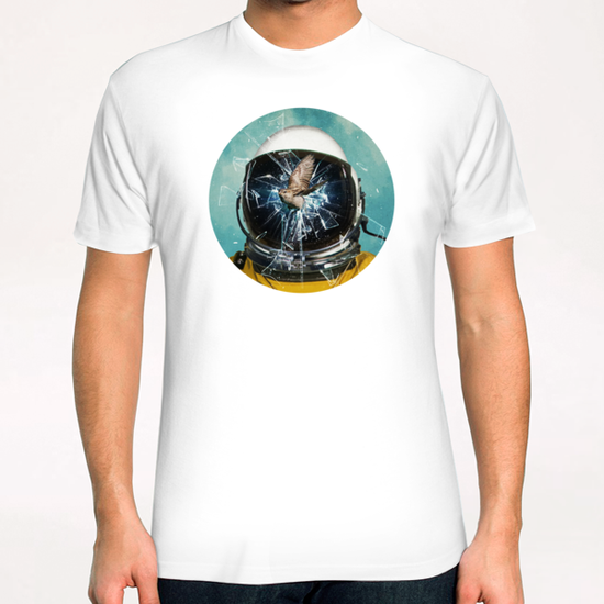 the escape 2 T-Shirt by Seamless