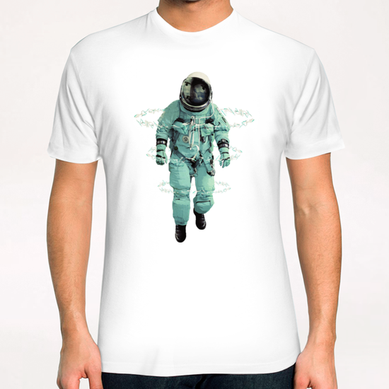 Crystallization 3 T-Shirt by Seamless
