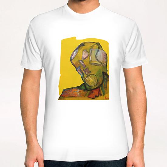 visage T-Shirt by Pierre-Michael Faure